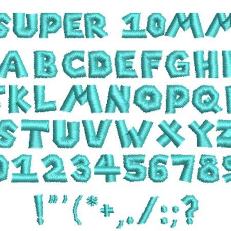 Super 10mm ESA font icon